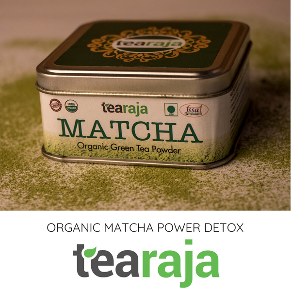 Organic Matcha Power Detox