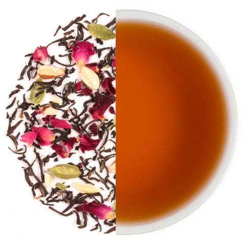 Almond Rose Black Tea