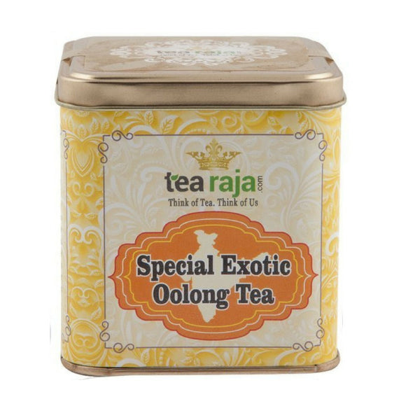 TeaRaja Special Exotic Oolong Tea