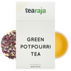 Green Potpourri Tea