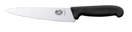 "VICTORINOX Cooks Knife - 19cm (8"") Fibrox Handle(5.2003.19)"
