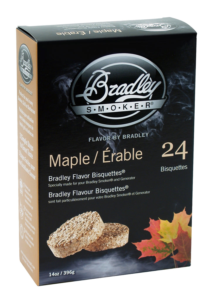 Maple Bisquettes (24pack)
