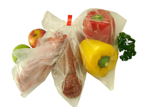 Poly Bags LDPE - 250 x 380mm (100pk)