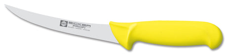 "EICKER Yellow Curved Boning Knife - 15cm (6"")"