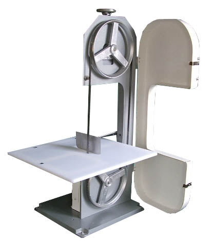 Bandsaw - Fountain Meat Saw Die-Cast Aluminium Frame