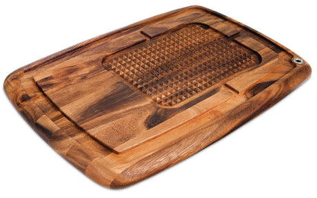 Memphis Pyramid Carving Board