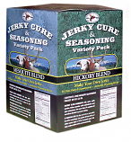 Jerky Seasoning  Variety Box #1