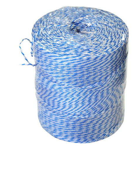 Butchers Twine Blue & White Polyester - 560m
