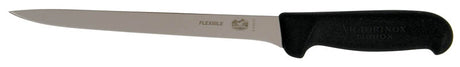 "VICTORINOX Straight Filleting Knife - 20cm (8"") Flexible Narrow Blade(5.3763.20)"