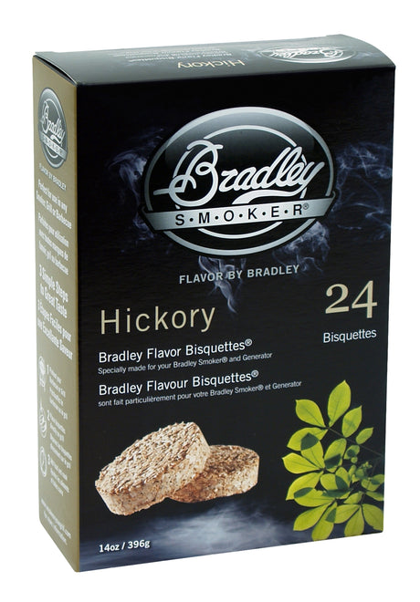 Hickory Bisquettes (24pack)