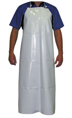 TPU Apron - White - 900 x 1200mm