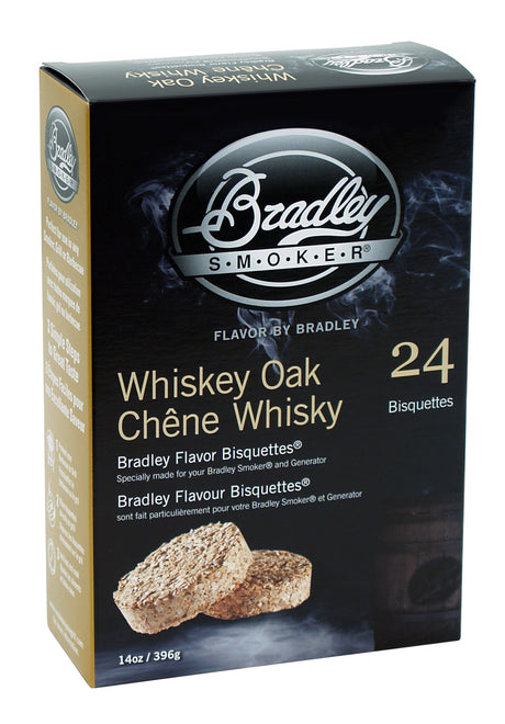 Whiskey Oak Bisquettes (24pack)