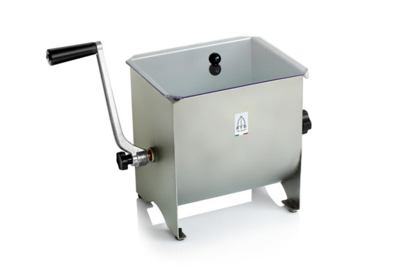 Meat Mixer 8kg (16L) - Stainless Steel
