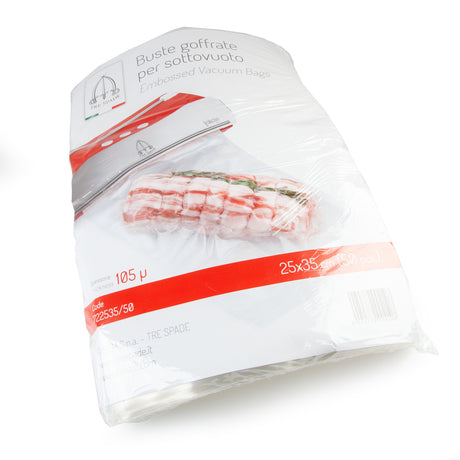 Channel Vacuum Bag - 250 x 350mm(50 pk)