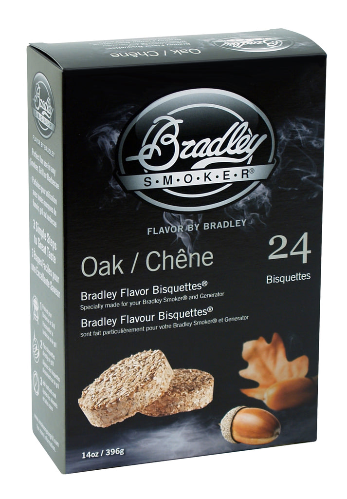 Oak Bisquettes (24pack)