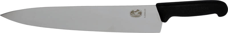 "VICTORINOX Cooks Knife - 31cm (12"") Fibrox Handle(5.2003.31)"