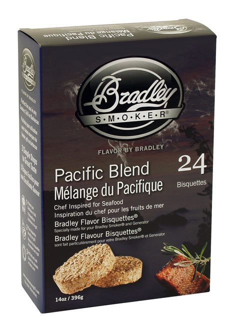 Pacific Blend Bisquettes (24pack)
