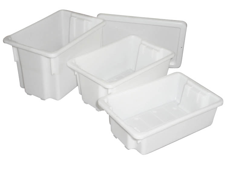 # 15 Meat Tub Stack & Nest - 64 x 41 x 39cm (68L)