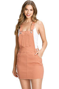 Miss Lovely Overall Dress