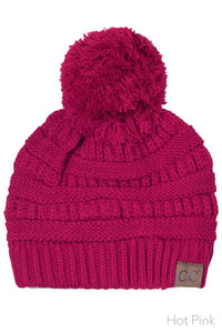 Pretty In Pink C.C. Toque