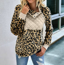 The Perfect Leopard Pullover