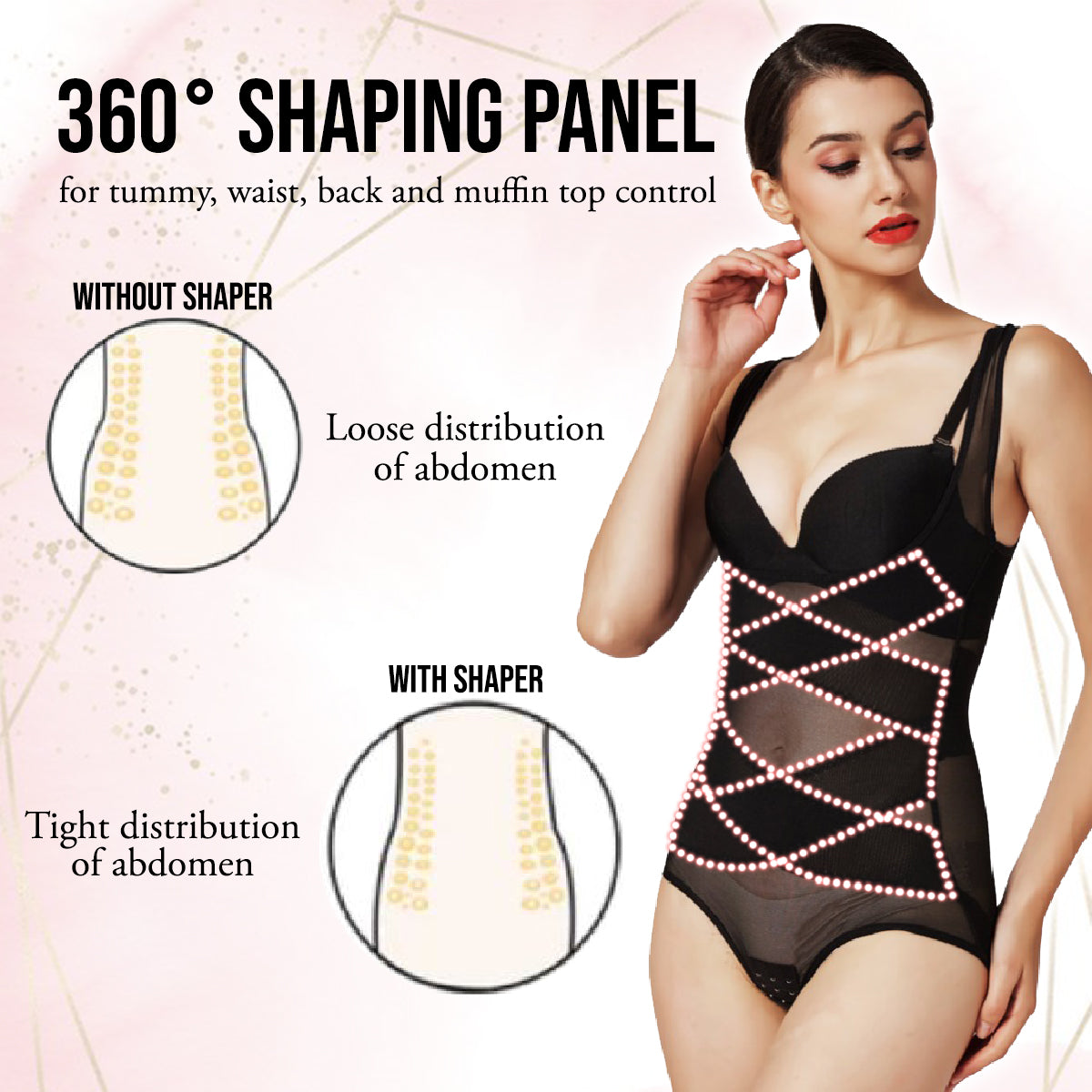 Tone Push Shape™ All Over Shaper