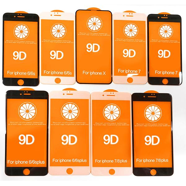 9D Radiant Protective Tempered Glass