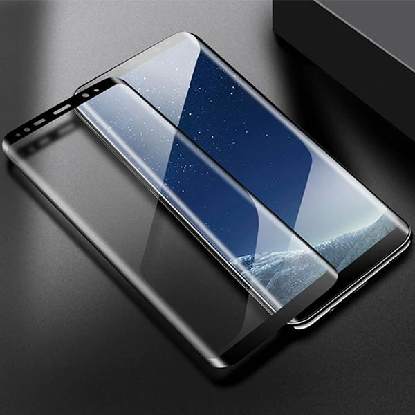 9D Radiant Protective Tempered Glass (Samsung)