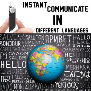 Multi-Language Instant Voice Translator