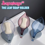 Soapainage™ The Leaf Soap Holder