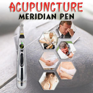 Acupuncture Meridian Pen