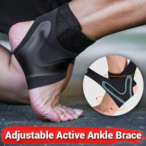 Adjustable Active Ankle Brace