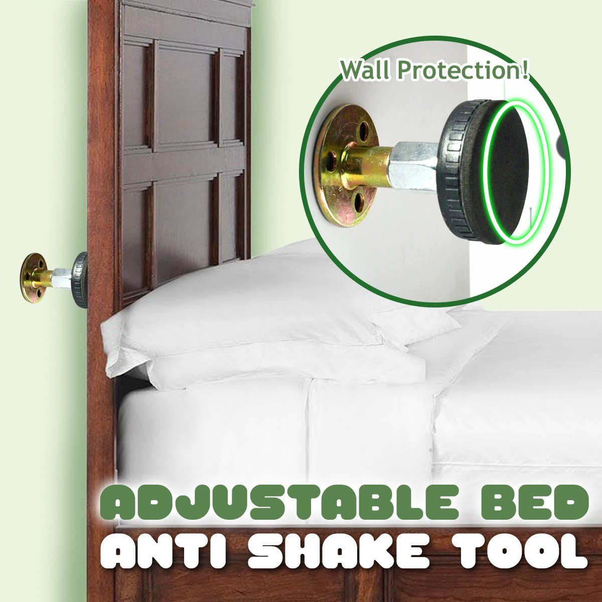 Adjustable Bed Anti Shake Tool