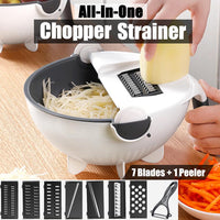 All-in-One Chopper Strainer