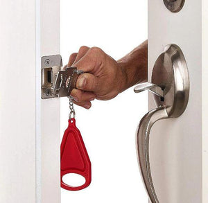 Anti-theft Portable Door Lock