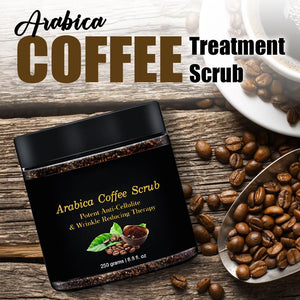 Arabica Coffee Treatment Scrub