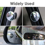 Blind Spot Removal Mirror (2 Pcs)