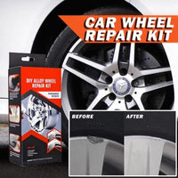 DIY Car Wheel Repair Kit