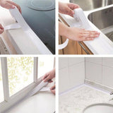 DIY Self Adhesive Caulk Strip