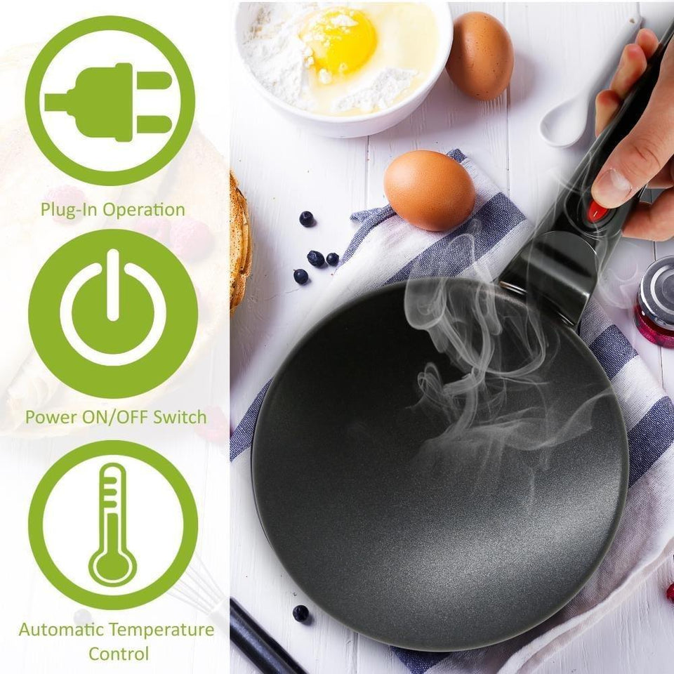 Electric Griddle Hot Plate Cooktop