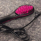 Electric Hair Straightener Comb