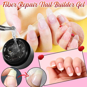 Fiber Repair Nail Builder Gel