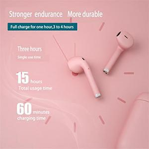 I12 TWS Wireless Bluetooth Headset
