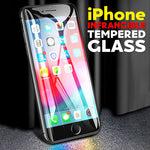 IPhone Infrangible Tempered Glass