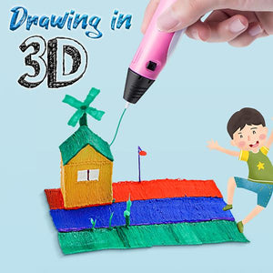 Magical 3D Printing Pen