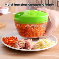 Multi-function Chopper Grinder