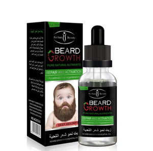 Nutrition Beard Growth Enhancer