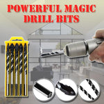 Powerful Magic Drill Bits