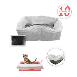 Reusable Cat Litter Mesh Liner