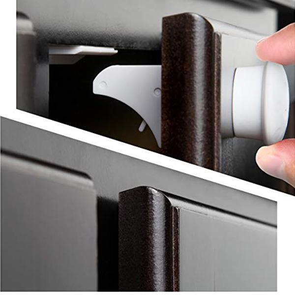 Safety Cabinet Door Lock